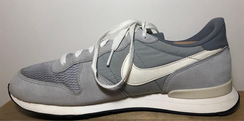 Beispiel Schuh nachher